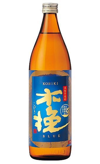 木挽BLUE 900ml瓶25度
