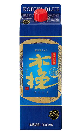 木挽BLUE 900mlスリムパック25度