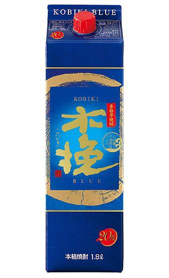 木挽BLUE 紙パック 1,800ml 20℃