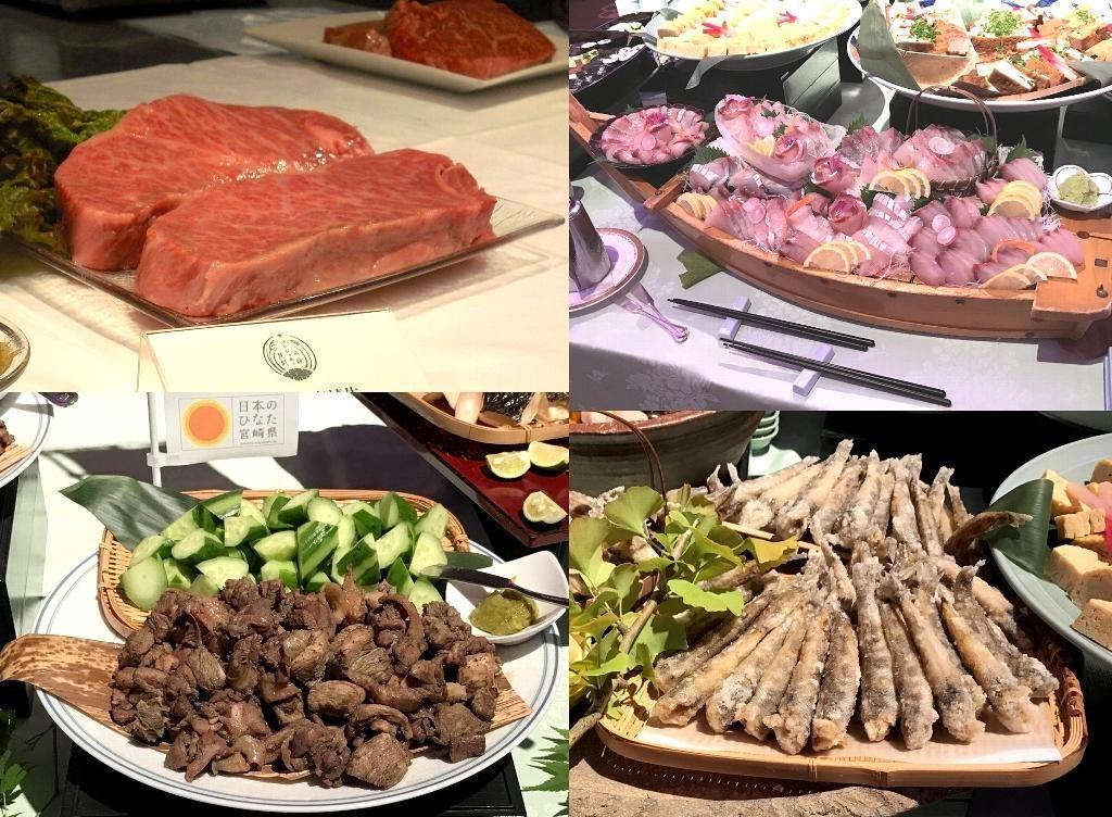 2月20日は宮崎の食との豪華マリアージュ!!