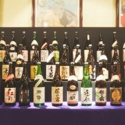 100銘柄以上の「宮崎の本格焼酎」があなたをお待ちしております!