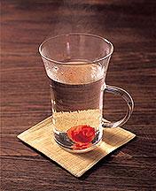 焼酎プラスで冷えしらず。新酒の季節です