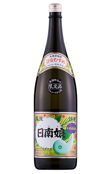 黒麹 日南娘 1,800ml 25℃
