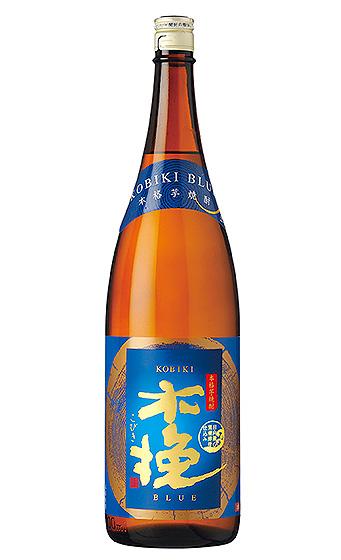 木挽BLUE 1.8L瓶25度