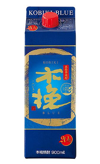 木挽BLUE スリムパック 900ml 20℃