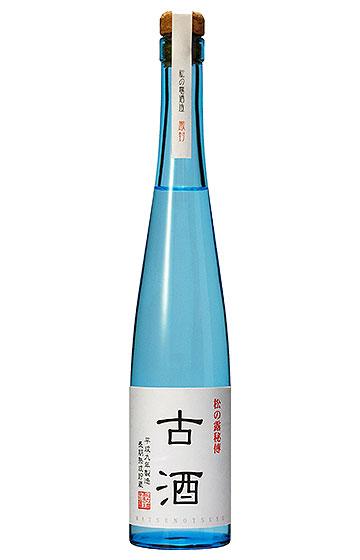 松の露秘傳 古酒