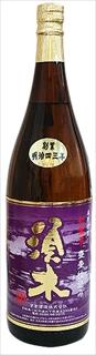 須木 紅紫芋仕込み 1800ml