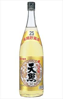 長期貯蔵酒 天照 1,800ml 25℃